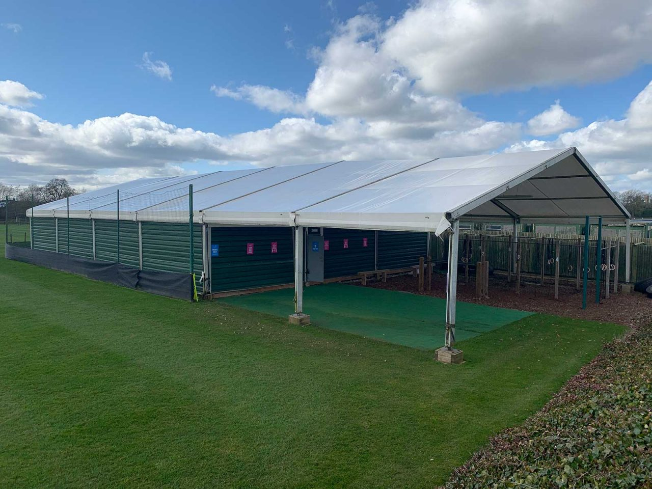 Wellbeing Outdoor (covered) and Indoor Gym slots and bootcamp open NOW