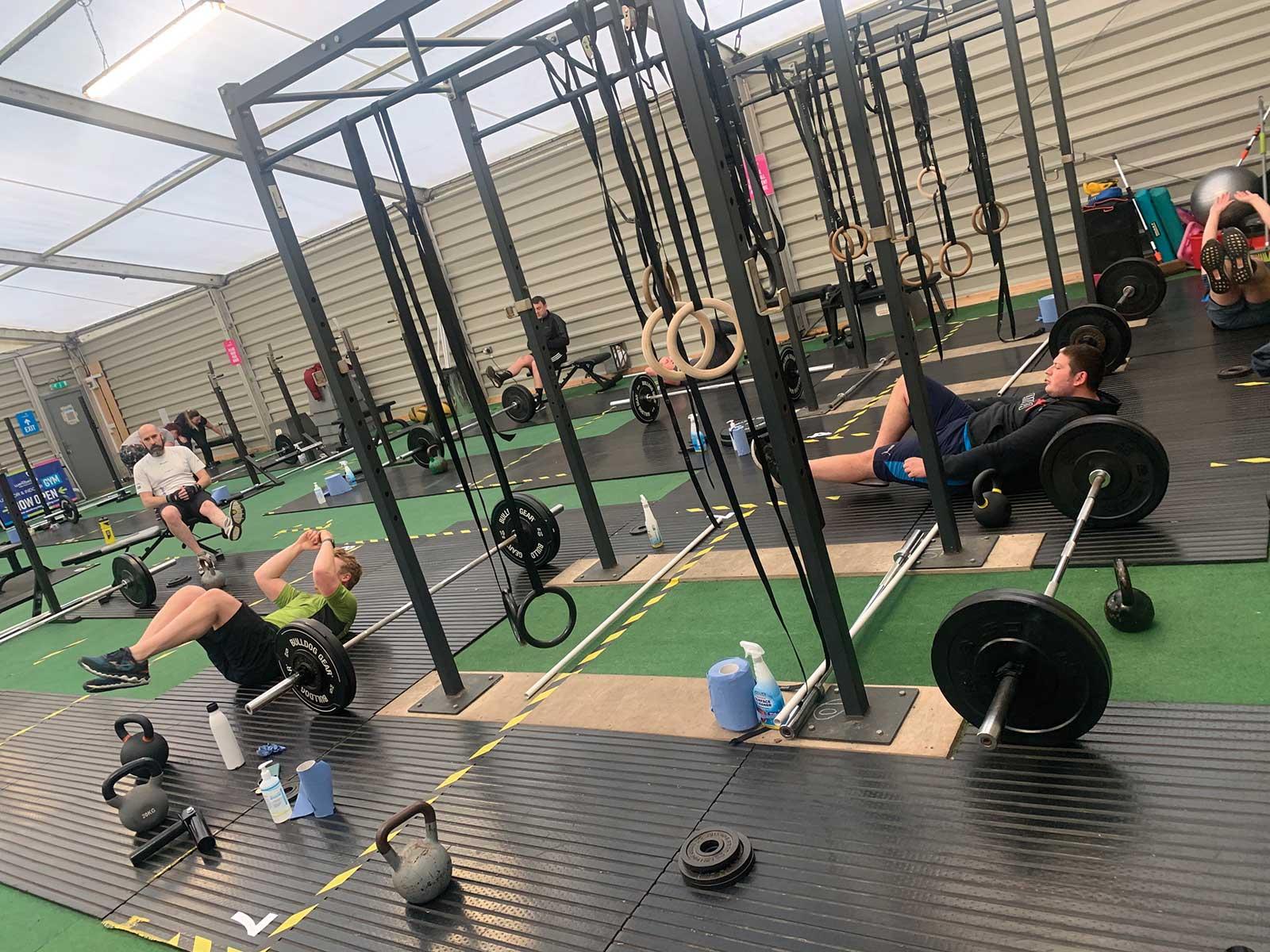 Wellbeing Gym & Personal Training Studio